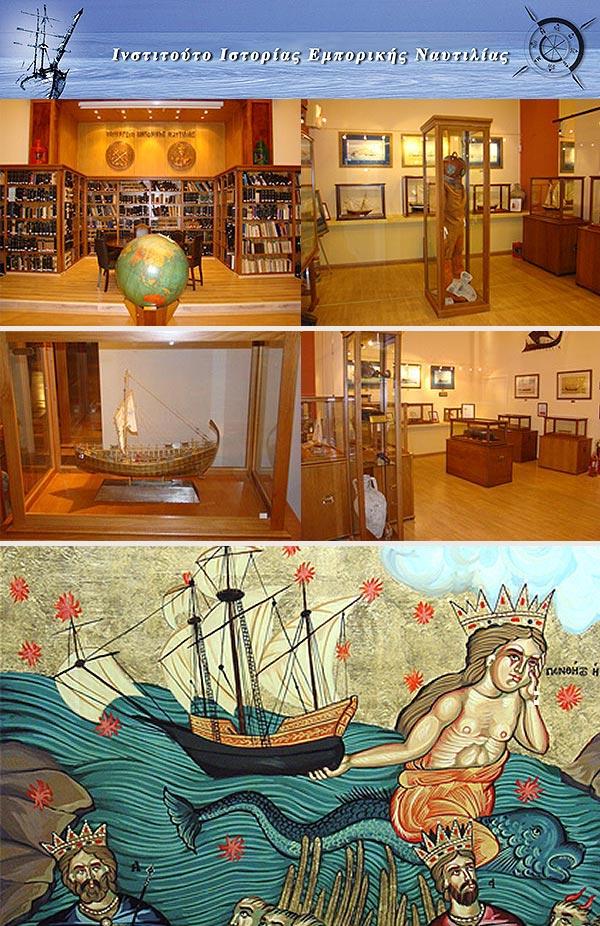 Institut Histoire Maritime Hellène - Jumelage avec l'Académie des Arts & Sciences de la Mer