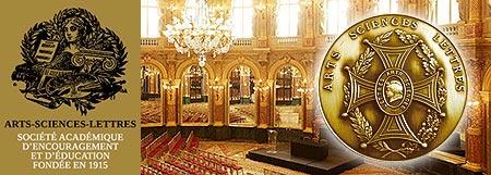 Promotion des médaillés Arts-Sciences-Lettres
