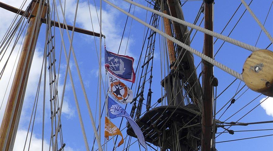 Pavillon La Recouvrance Brest © Académie des Arts et Sciences de la Mer