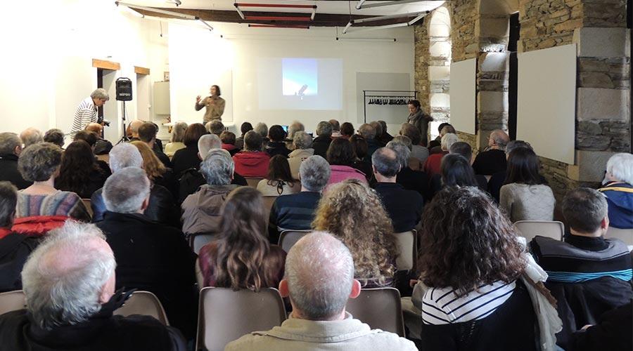 Conférence 2 © Académie des Arts et Sciences de la Mer