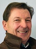 Eric Lescaudron portrait