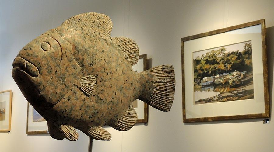 Exposition Erquy 3 © Académie des Arts et Sciences de la Mer