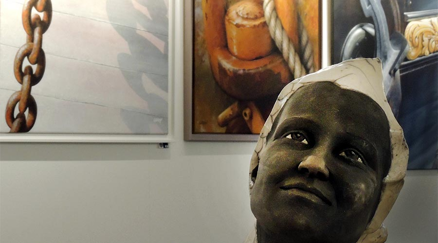 Exposition Erquy 6 © Académie des Arts et Sciences de la Mer