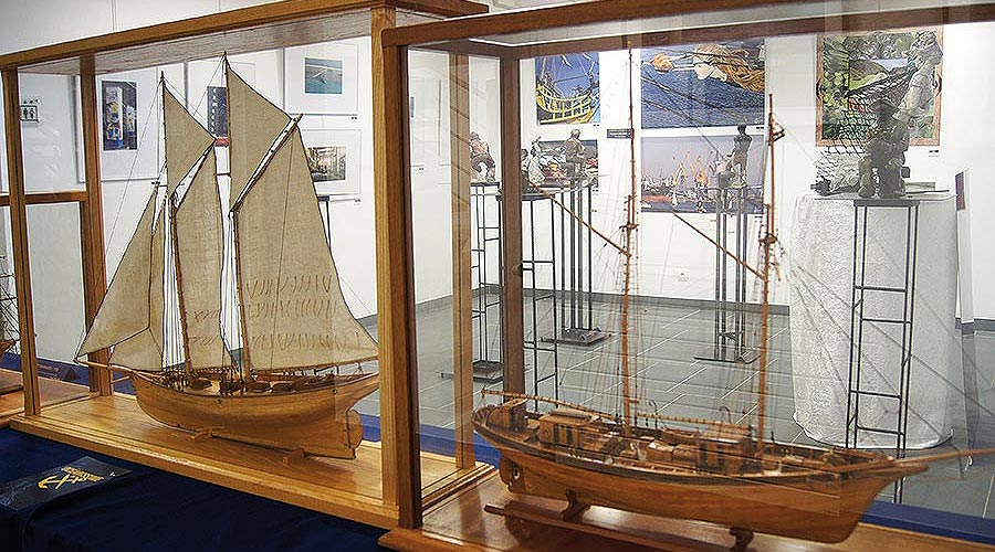 Exposition Fouesnant 1 © Académie des Arts et Sciences de la Mer
