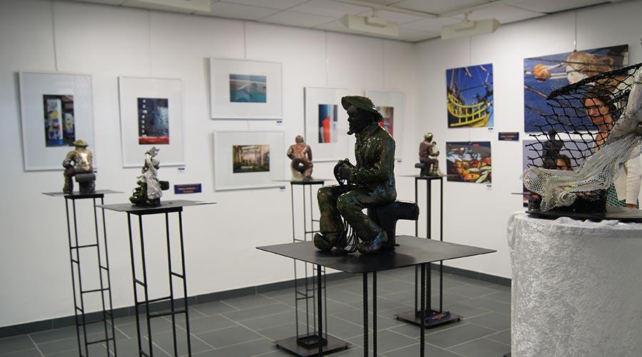 Exposition Fouesnant 3 © Académie des Arts et Sciences de la Mer