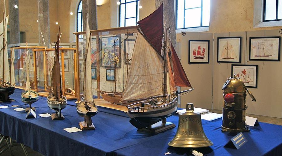 Exposition La Ferté-Bernard 3 © Académie des Arts et Sciences de la Mer