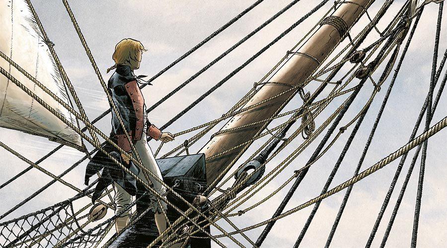 Franck Bonnet - USS-Constitution - bandeau