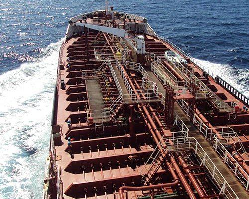Maxime Benoit supertanker