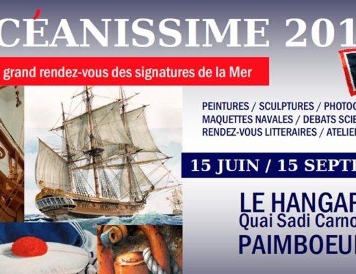 Oceanissime-Paimboeuf © Académie des Arts & Sciences de la Mer