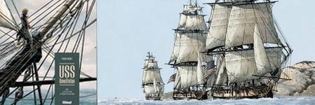 Franck Bonnet - sortie de USS Constitution