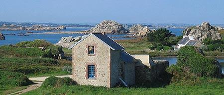 Laëtitia Beauverger Maison du Littoral Plougrescant