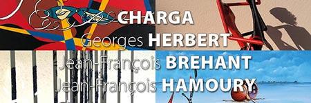Charga en expo à Erquy 2020