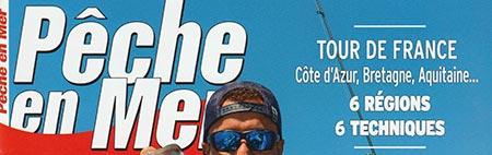 Marc Porrini article Pêche en mer 2020 08 couv