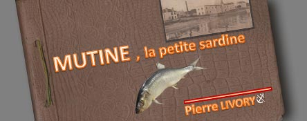 Pierre LIVORY Mutine La petite sardine