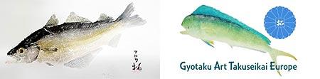 Marc PORRINI association Gyotaku Art Takuseikai Europe