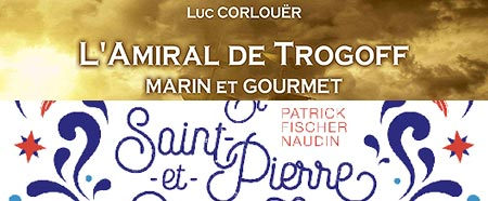 2 livres Luc CORLOUER Patrick FISCHER NAUDIN