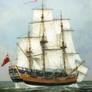 Boston Endeavour © Académie des Arts et Sciences de la Mer