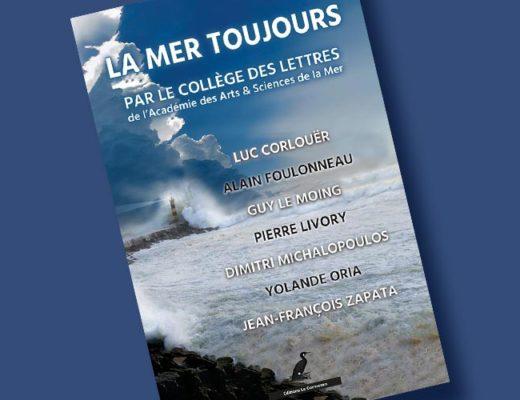 La mer toujours - Luc Corlouër © Académie des Arts & Sciences de la Mer