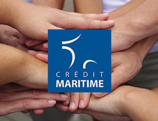 Credit Maritime Prix remis à l'Académie des Arts & Sciences de la Mer