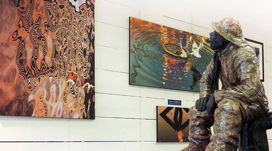 Exposition Erquy 1 © Académie des Arts et Sciences de la Mer