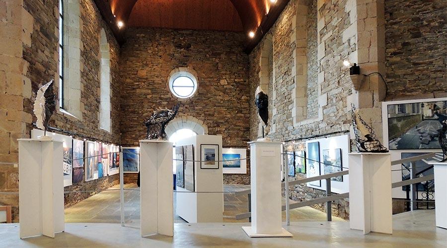 Exposition Lannion 2 © Académie des Arts et Sciences de la Mer