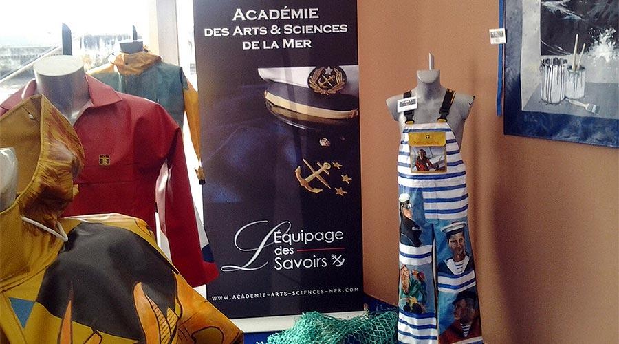 Guy Cotten - 8 © Académie des Arts & Sciences de la Mer