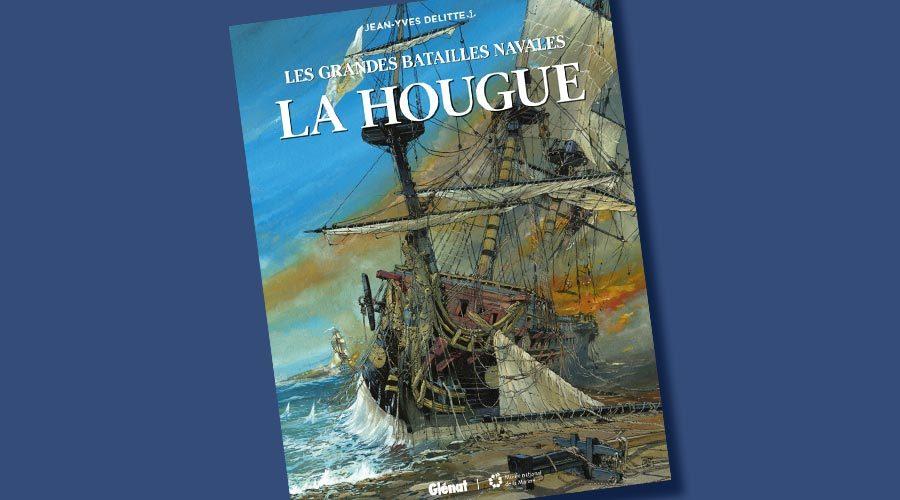 La Hougue de Jean-Yves Delitte - BD - Glénat