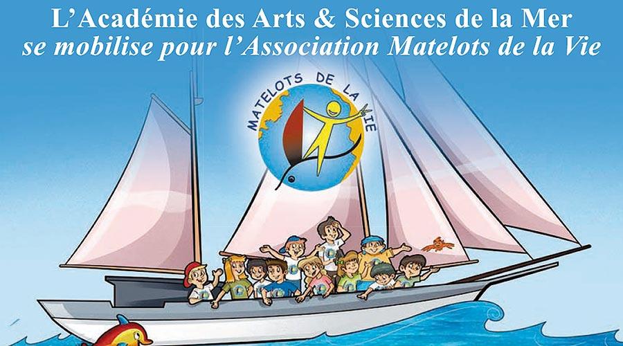 Matelots de la Vie 1 © Académie des Arts et Sciences de la Mer