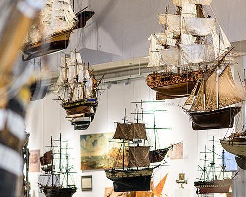 Norbert Fradin Musée Mer Marine Bordeaux 5
