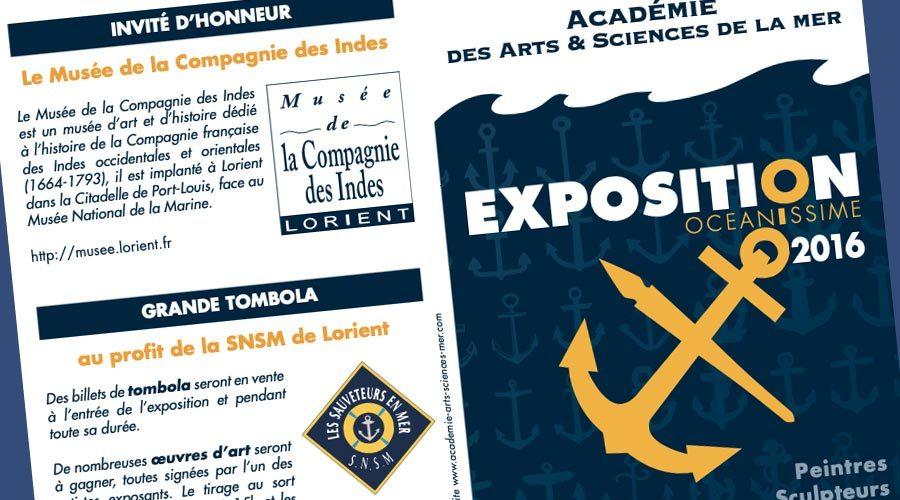 Oceanissime Larmor-Plage © Académie des Arts & Sciences de la Mer
