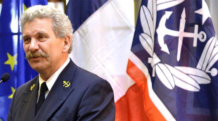 Parlement Européen - Pierre-Arnaud Lebonnois de Néhel © Académie des Arts et Sciences de la Mer