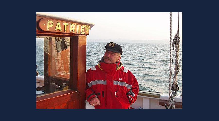 Pierre-Arnaud Lebonnois De Nehel - 1 © Académie des Arts & Sciences de la Mer
