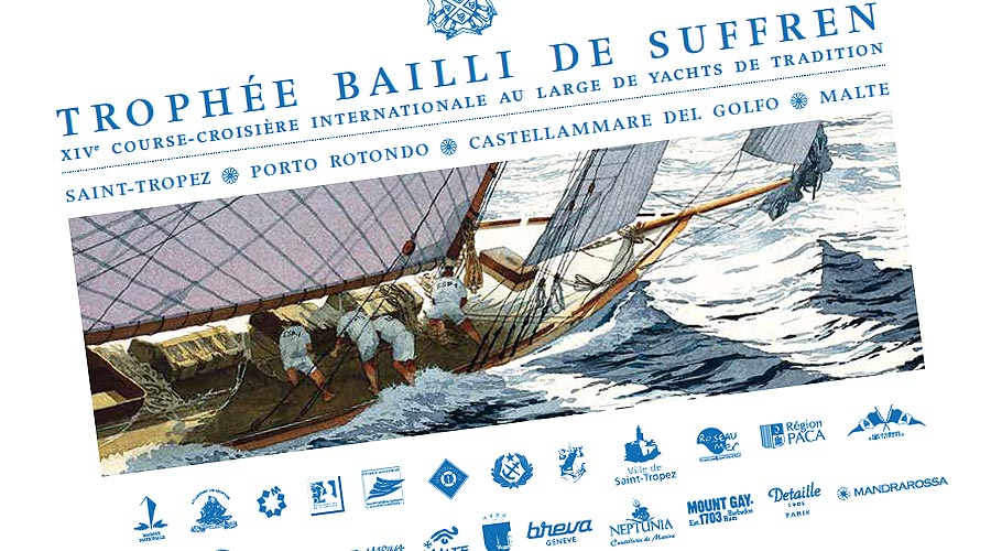 Membre d'honneur au Trophee Bailli de Suffren © Académie des Arts et Sciences de la Mer